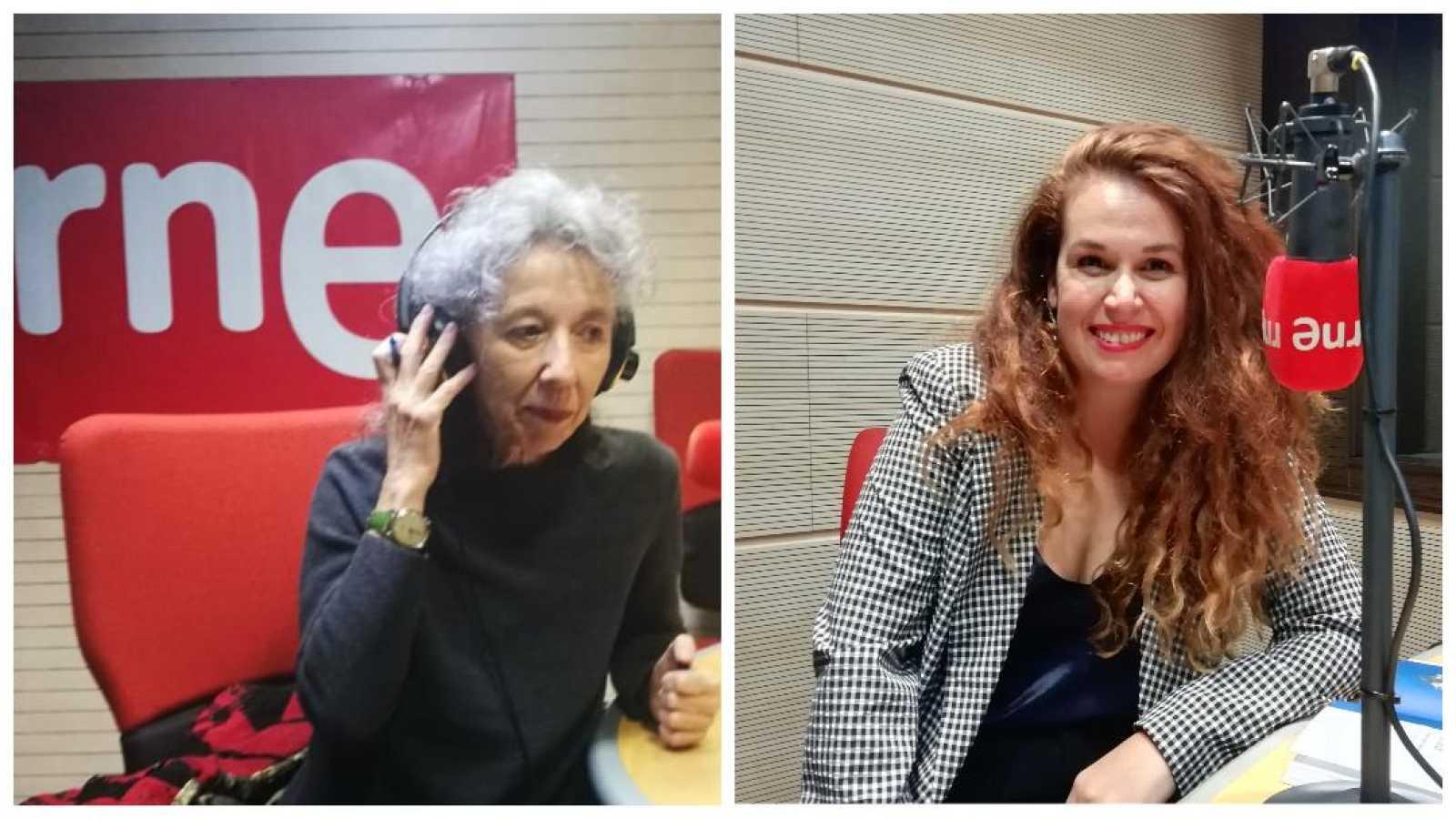 La sala - Festival de Otoño de Madrid, con Carlota Ferrer y Ana Vallés (Matarile Teatro) - 10/11/19 - Escuchar ahora