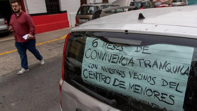 Boletines RNE - El Defensor del Pueblo llama a combatir la xenofobia contra los 'mena' - Escuchar ahora