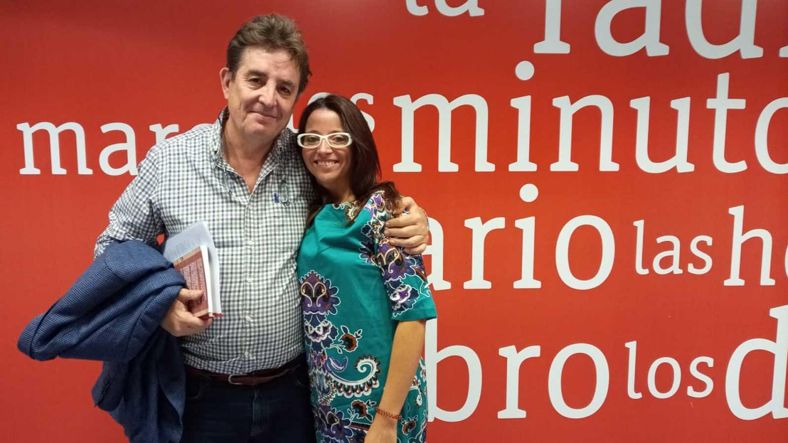 Con voz propia - Luis García Montero: El arte de ser poeta - 08/11/19 - Escuchar ahora