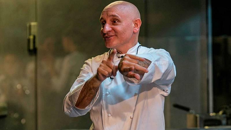 Dichosa cocina - Toño Pérez - 10/11/19 - escuchar ahora