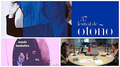 La sala - Festival de Otoño de Madrid y Matarile Teatro - 10/11/19 - ESCUCHAR AHORA