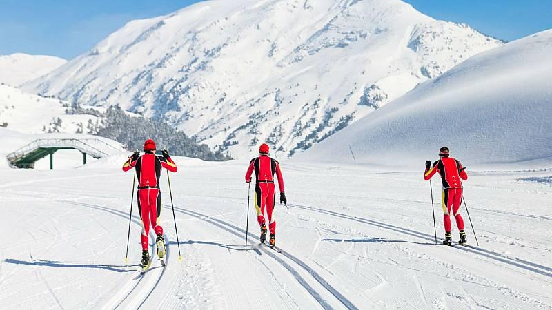 Deporte y aventura - El manto blanco cubre nuestras montañas - 08/11/19 - escuchar ahora