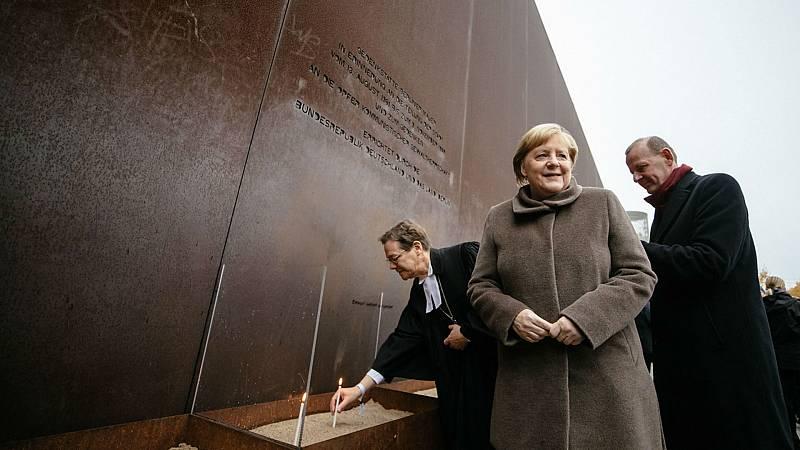 14 horas fin de semana - Alemania celebra el 30 aniversario de la caída del muro de Berlín - Escuchar ahora