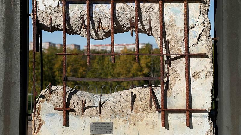 30 años de la caída del Muro de Berlín con los sonidos de aquel momento histórico - Escuchar ahora