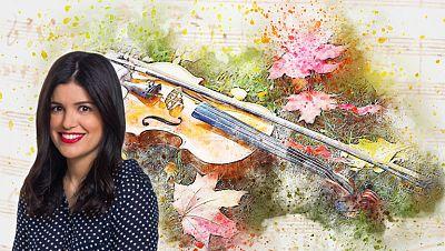 La estación azul de los niños - Un cuento y un violín - 09/11/19 - escuchar ahora