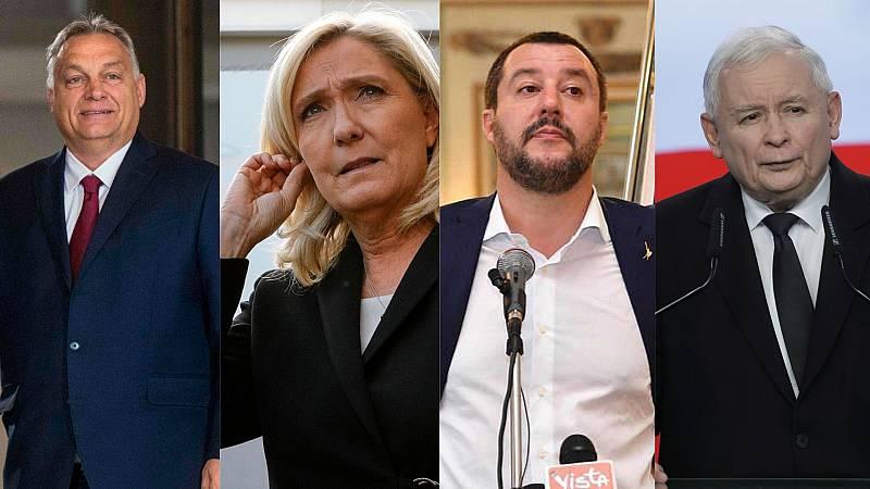 14 horas - La situación de la extrema derecha en la Unión Europea - Escuchar ahora