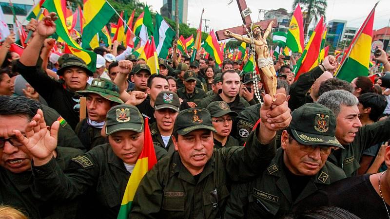 Boletines RNE - La OEA pide respeto al estado de derecho en Bolivia - Escuchar ahora
