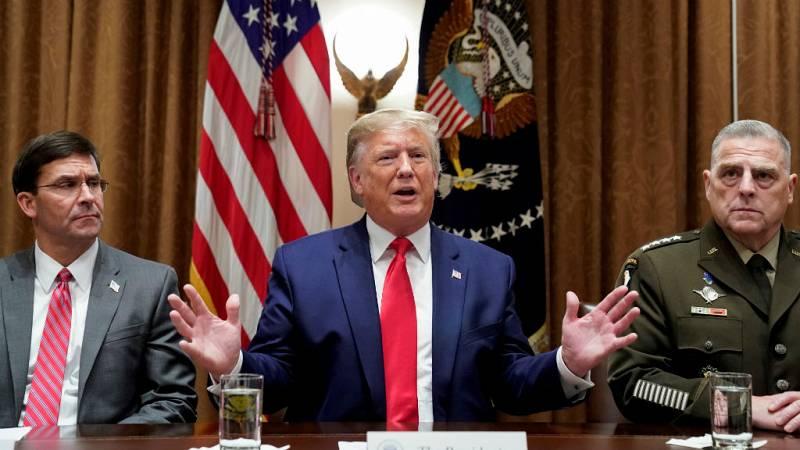 Las mañanas de RNE con Íñigo Alfonso - La televisión, clave en el proceso de impeachment a Trump - Escuchar ahora