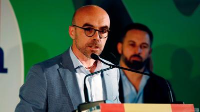 """Las mañanas de RNE con Íñigo Alfonso - Buxadé (Vox): """"El acuerdo es una especie de rendición del PSOE a las tesis radicales del comunismo"""" - Escuchar ahora"""