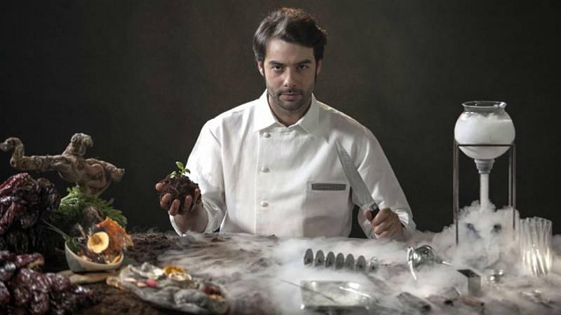 Dichosa cocina - Javier Aranda - 17/11/19 - escuchar ahora