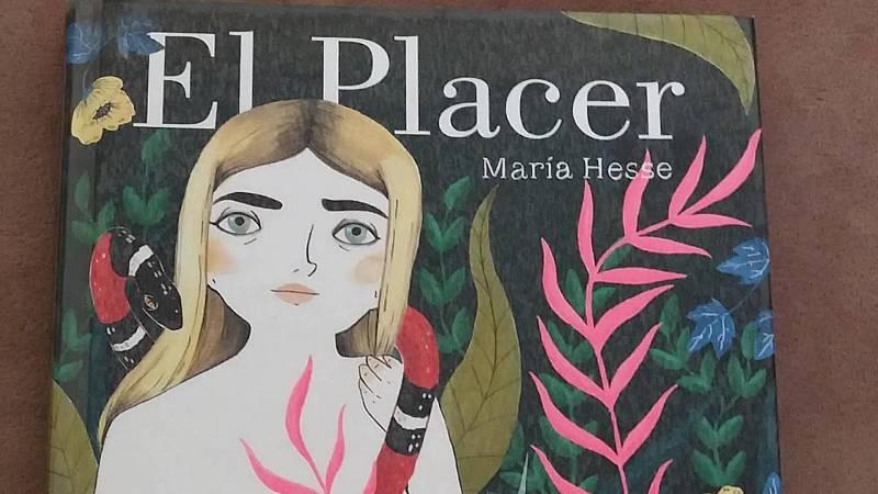 María Hesse - El placer - Historias de papel