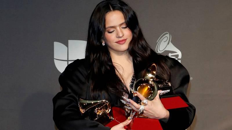 Las mañanas de RNE con Íñigo Alfonso - Rosalía, arrasa en los Grammy Latinos 2019 - Escuchar ahora