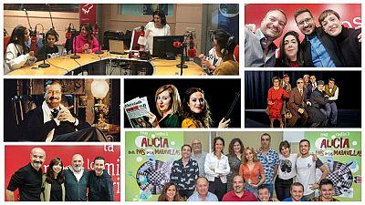 La sala - Despedimos 2019 con lo próximo de Sexpeare, en León, con Julia y amigos - 29/12/19 - escuchar ahora