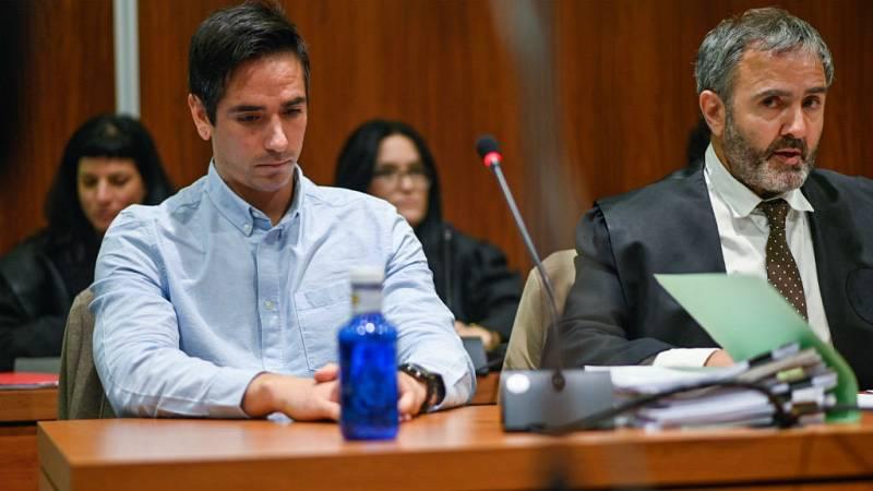 Boletines RNE - Rodrigo Lanza, declarado culpable en el conocido juicio de los tirantes - Escuchar ahora