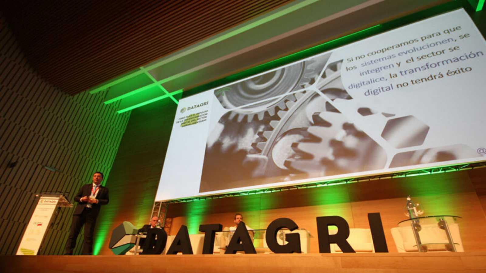 Agro 5 - Revolución digital contra el despoblamiento - 16/11/19 - Escuchar ahora