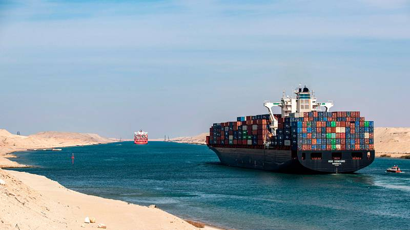 150 años del canal de Suez, un éxito para Egipto - Escuchar ahora