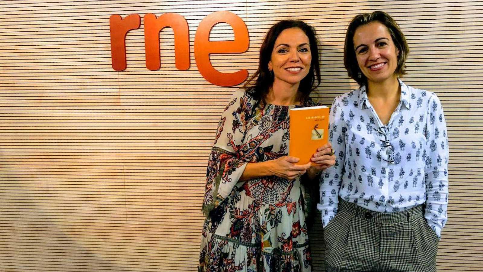 Libros de arena - Katixa Aguirre y 'Las madres, no' - 20/11/19 - Escuchar ahora