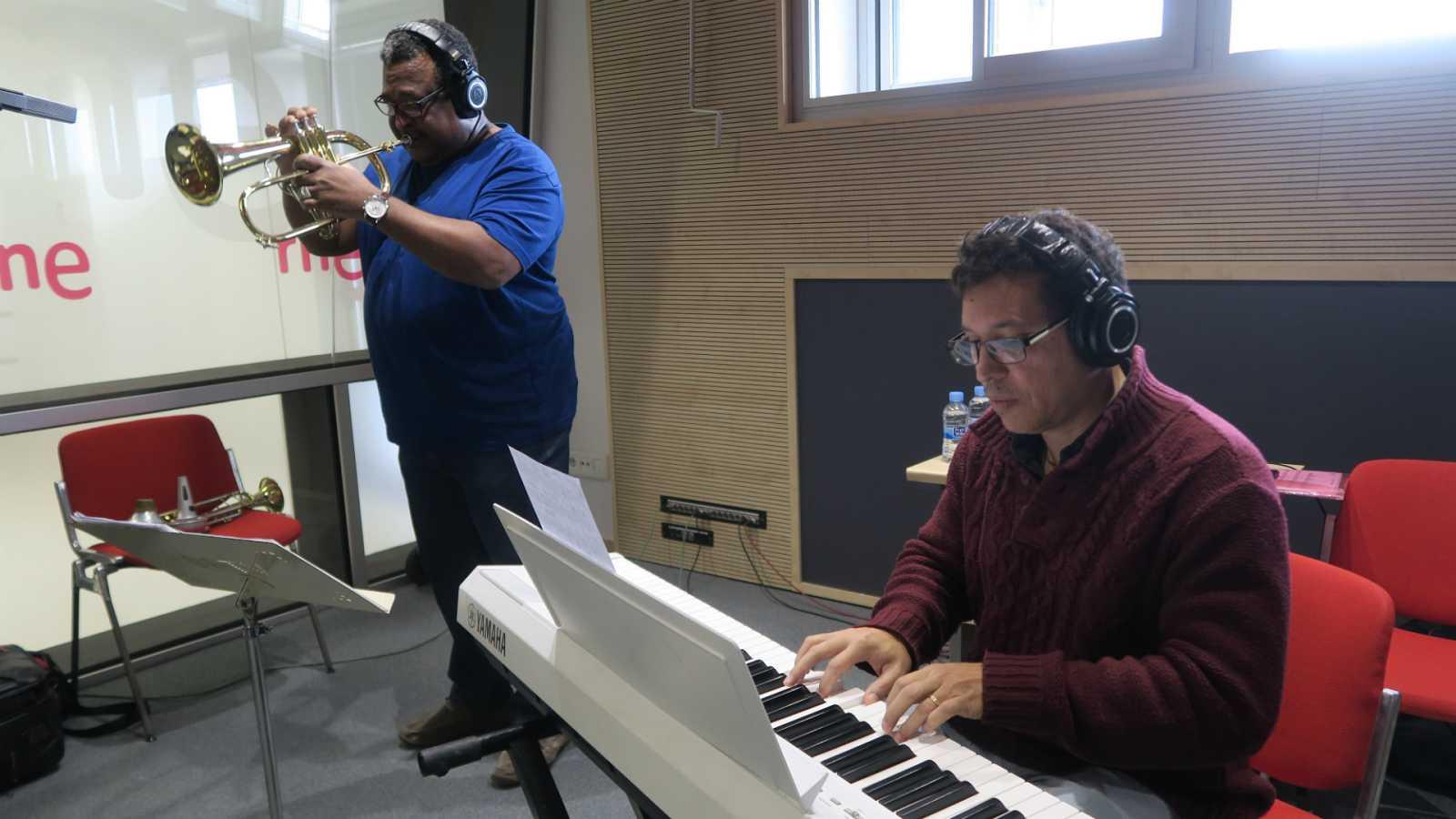 Las mañanas de RNE con Pepa Fernández - Barrio latino - Manuel Machado y Pepe Rivero - Escuchar ahora