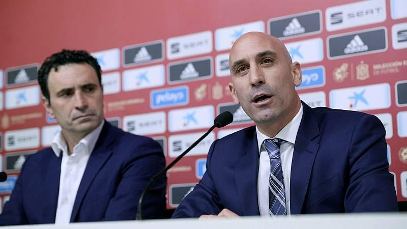 14 horas - Luis Enrique vuelve a la Selección Española de fútbol - Escuchar ahora
