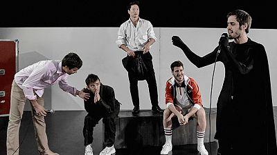 La sala - 'Man Up', lo nuevo de Teatro en vilo en el Centro Dramático Nacional - 15/12/19 - escuchar ahora