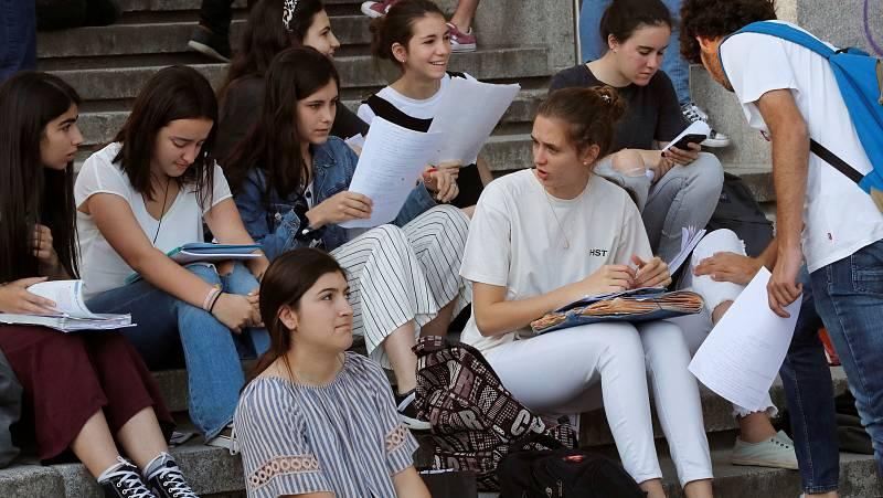 14 horas - Las principales inquietudes de niños y adolescentes españoles - Escuchar ahora
