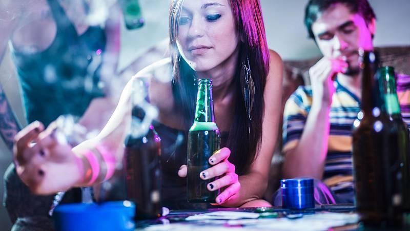 14 horas - Crece el consumo de cannabis entre los adolescentes - Escuchar ahora