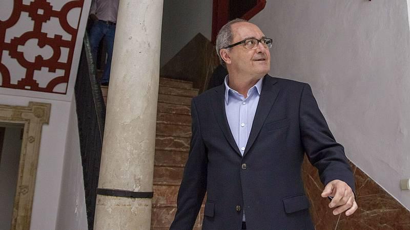 Boletines RNE - Reacciones del PSOE andaluz frente al caso ERE - Escuchar ahora