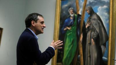"""Javier Portús: """"Gran parte de los esfuerzos del Museo del Prado están derivados a captar a la juventud"""" - escuchar ahora"""