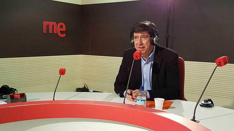 Las mañanas de RNE con Íñigo Alfonso - Juan Marín pide a Susana Díaz que asuma responsabilidades en el caso de los ERE - Escuchar ahora