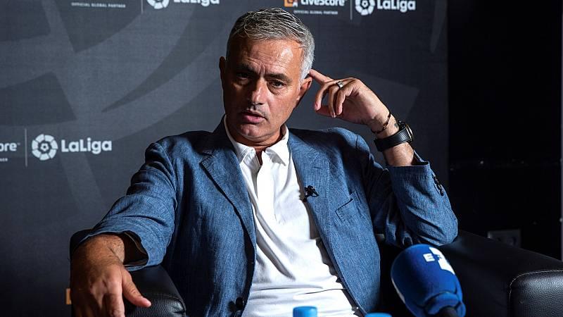 Boletines RNE - Mourinho nuevo entrenaor del Tottenham