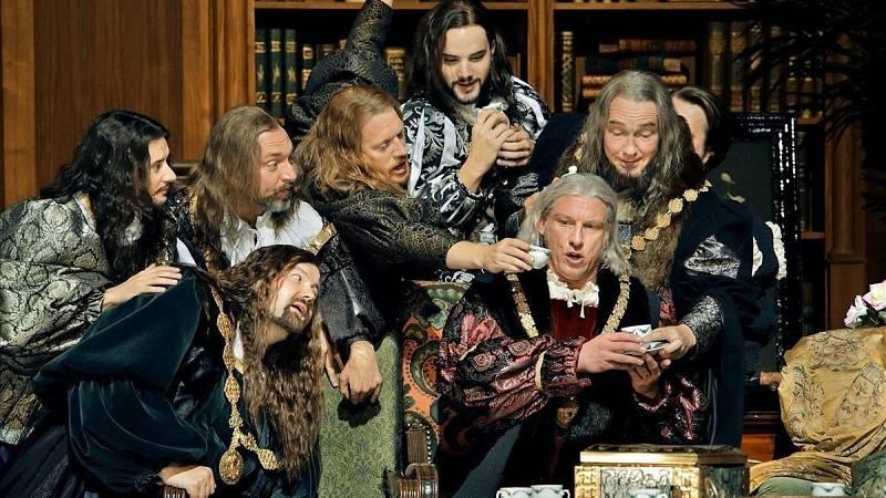 Gran Repertorio - WAGNER: Los Maestros Cantores de Núremberg - 20/11/19 - escuchar ahora