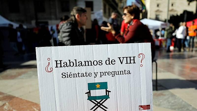 14 horas - 'Transmite Respeto', la campaña contra los tabúes del VIH - Escuchar ahora