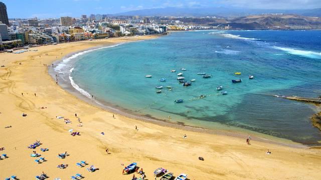 Las Palmas de Gran Canaria: la vida mira al mar