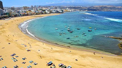 Nómadas - Las Palmas de Gran Canaria: la vida mira al mar - 02/01/21 - Escuchar ahora