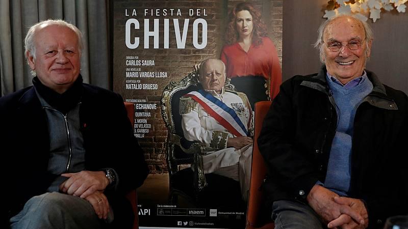 24 horas - 'La fiesta del chivo' llega al teatro en Madrid - Escuchar ahora