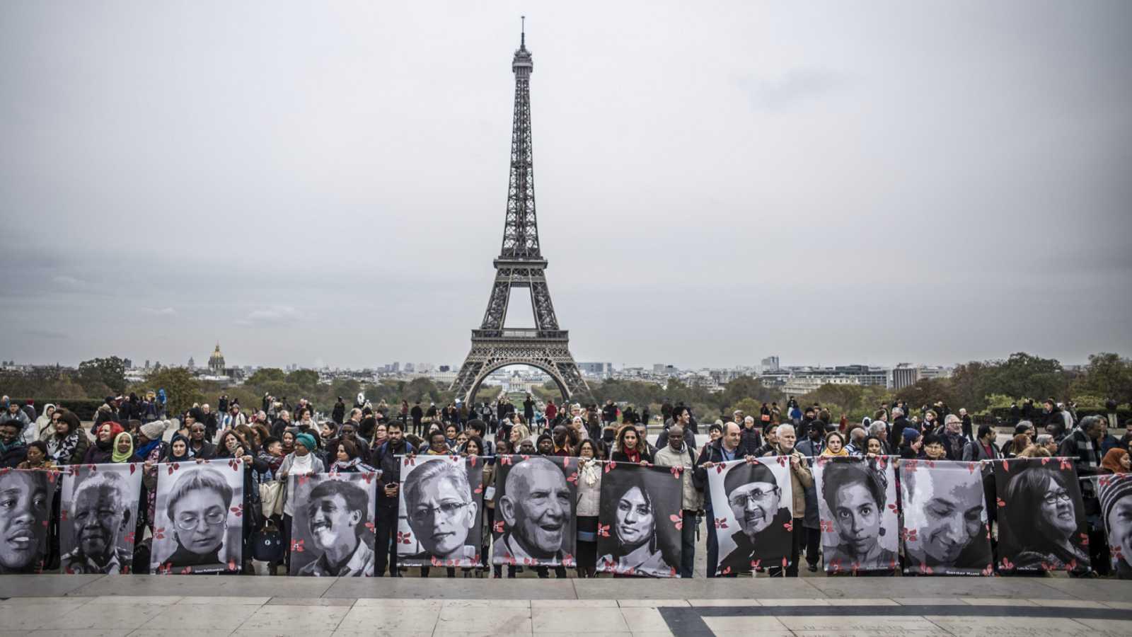 Solidaridad - ProtectDefenders.eu - 23/11/19 - Escuchar ahora