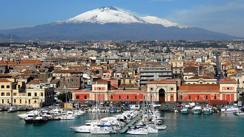 Crónicas de un nómada - Catania, a la sombra del Etna - 24/11/19 - Escuchar ahora