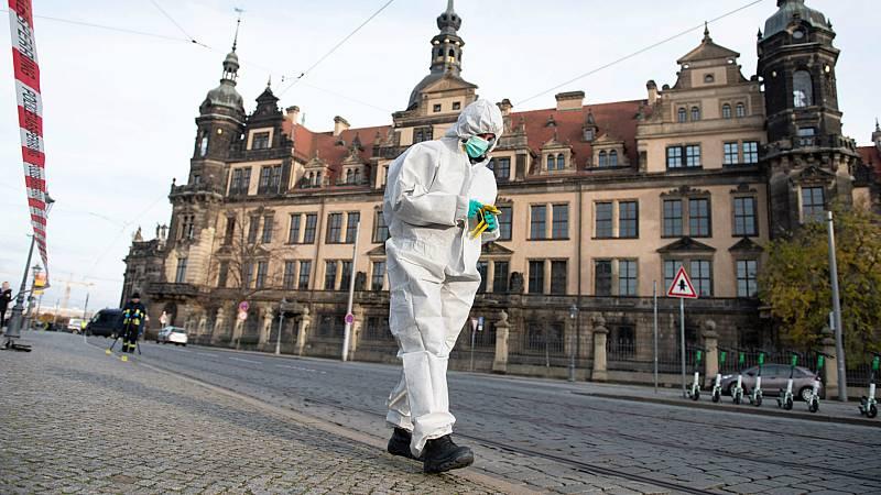 """14 horas - Robo en el palacio de Dresde: """"un saqueo de la historia de Sajonia"""" - Escuchar ahora"""
