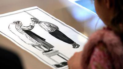 14 horas - 'El Roto' homenajea a Goya en el Museo del Prado - Escuchar ahora