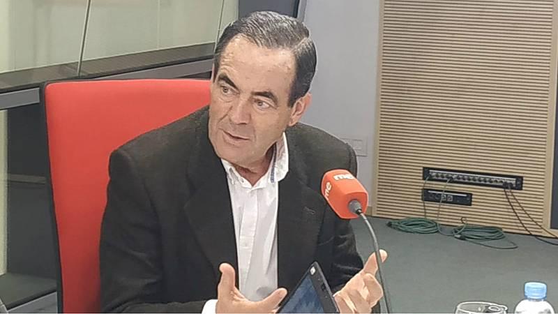 """Las mañanas de RNE con Íñigo Alfonso - Bono, sobre la investidura: """"Yo creo que sale. Incluso algunos dicen que ya está hecho"""" - Escuchar ahora"""