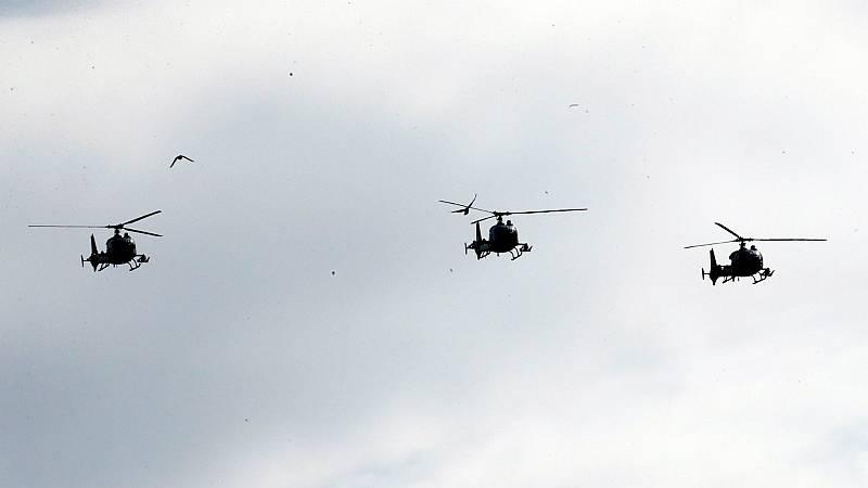 Boletines RNE - 13 militares franceses muertos en una operación en Malí - Escuchar ahora