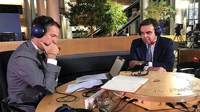 """Las mañanas de RNE con Íñigo Alfonso - Margaritis Schinas: """"Europa es un faro de luz en el mundo"""" - Escuchar ahora"""