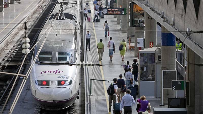 14 horas - La compañía francesa SNCF y la italiana Trenitalia-Ilsa, competirán con Renfe en el AVE - Escuchar ahora
