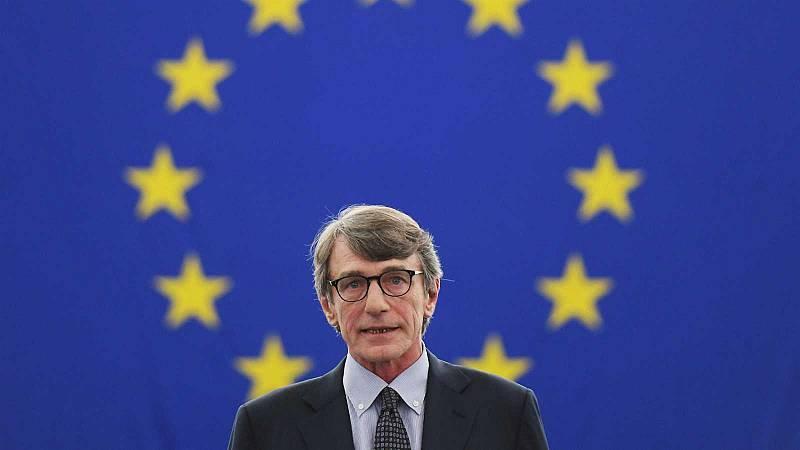 Boletines RNE -  El Parlamento Europeo declara la emergencia climática - Escuchar ahora