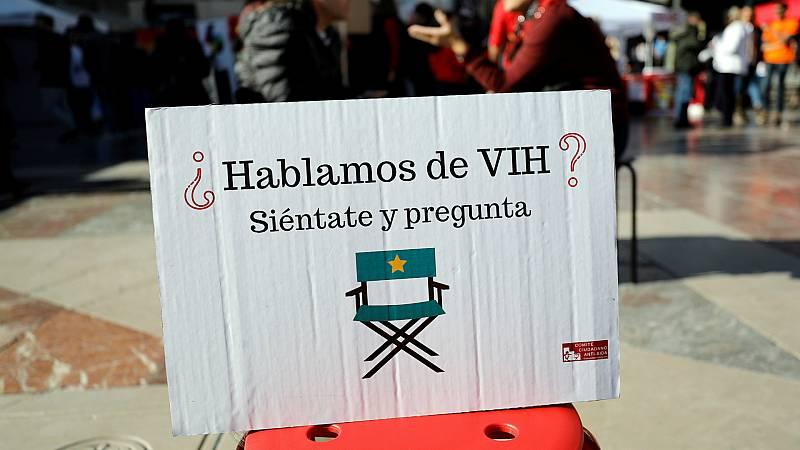 14 horas - Sigue la tendencia a la baja de las infecciones de VIH - Escuchar ahora