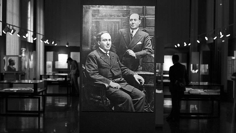 14 horas - El Instituto Cervantes recuerda a los hermanos Machado - Escuchar ahora