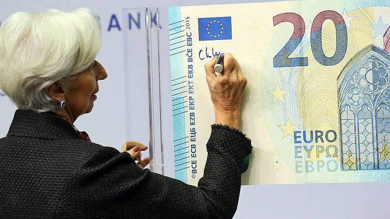 14 horas - El BCE buscará incentivar los proyectos sostenibles - Escuchar ahora