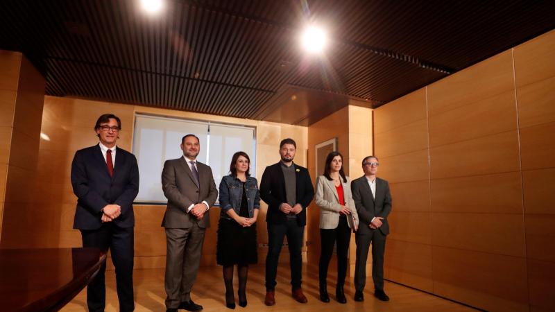 """ERC mantiene el """"no"""" a Sánchez pero continúa con el diálogo - escuchar ahora"""