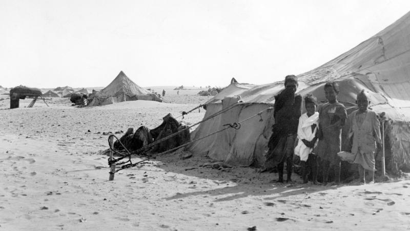 La historia del pueblo saharaui - escuchar ahora
