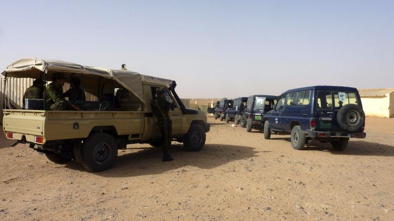 "Jesús Núñez: ""Marruecos da a entender que el movimiento saharaui está contaminado de yihadismo"" - escuchar ahora"